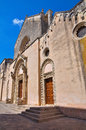 Basilica of St. Caterina. Galatina. Puglia. Italy. Royalty Free Stock Photos