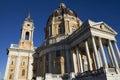 Basilica of Superga Turin Italy Royalty Free Stock Photo