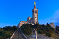 Notre-Dame-de-la-Garde Royalty Free Stock Photo