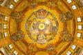 Basilique Sainte Thérèse à Lisieux Royalty Free Stock Photo