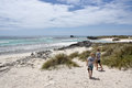 The Basin Beach at Rottnest Island Royalty Free Stock Photo