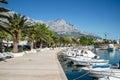 Baska Voda, Croatia Royalty Free Stock Photo