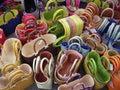 Basket Assortment Stock Photos