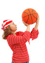 Basket ball Royalty Free Stock Image