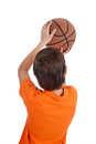 Basket ball Royalty Free Stock Images