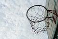 Basket ball Photo libre de droits