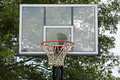 Basket Ball Board Royalty Free Stock Image