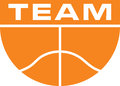 Basket team ball Arkivbild