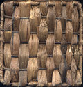 Basket Weave Texture Royalty Free Stock Photo