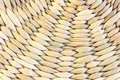 Basket weave texture closeup of a Royalty Free Stock Photo