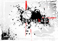 Basketball background Stock Photos
