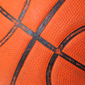 Basketball background in square composition Stock Photography