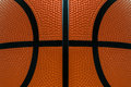 Basketball ball detail leather surface texture background Royalty Free Stock Photo