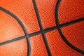 Basketball close up Royalty Free Stock Photo