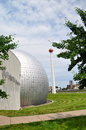 Basketball hall of fame in springfield massachusetts Stock Photos