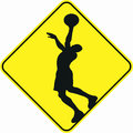 Basketball sport symbol sign