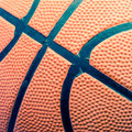 Basketball texture close up vintage style Stock Photos