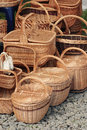Basketry On Nature