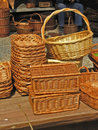 Baskets 2.jpg Stock Photography