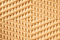 Basketwork pattern texture of farmers Stock Photography
