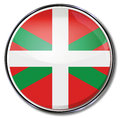 Basque country button in europe Stock Photos