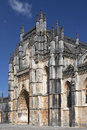 Batalha monastery masterpiece of the gothic and manueline dominican religious order portugal unesco world heritage site Royalty Free Stock Photo