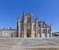 Batalha monastery masterpiece of the gothic and manueline dominican religious order portugal unesco world heritage site Royalty Free Stock Photography
