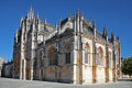 Batalha, Portugal. Stock Photography