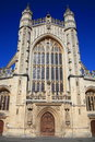 Bath Abbey Stock Photo