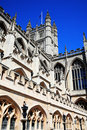 Bath Abbey Stock Photography