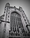 Bath Abbey Church Royalty Free Stock Photography