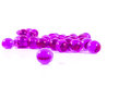 Bath aromatic balls Royalty Free Stock Photo