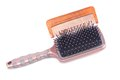 Bath: Comb and Hairbrush. Royalty Free Stock Photography