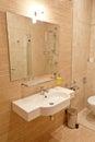 Bath room Royalty Free Stock Photo