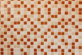 Bath tile wall Royalty Free Stock Photo