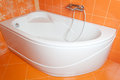 Bath tub Royalty Free Stock Photos
