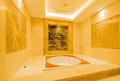 Bath tub in the modern interior Royalty Free Stock Photo