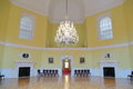 BATH, UK - JUNE 9, 2014: The assembly rooms Royalty Free Stock Photo
