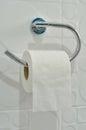 Bathroom tissue Royalty Free Stock Photo