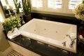 Bathtub 1846 Royalty Free Stock Photos