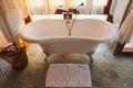 Bathtub Royalty Free Stock Photo