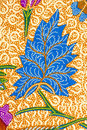 Batik design Royalty Free Stock Images