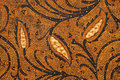 Batik design Royalty Free Stock Photo