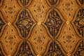 Batik design Stock Photography