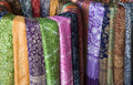 Batik sarongs Royalty Free Stock Image