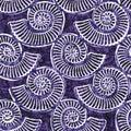 Batik Seamless Texture