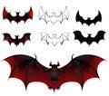 Bats Stock Images