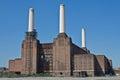 Battersea Power Station Royalty Free Stock Photo