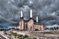 Battersea power station Royalty Free Stock Photo