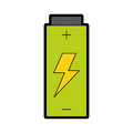Battery electric energy